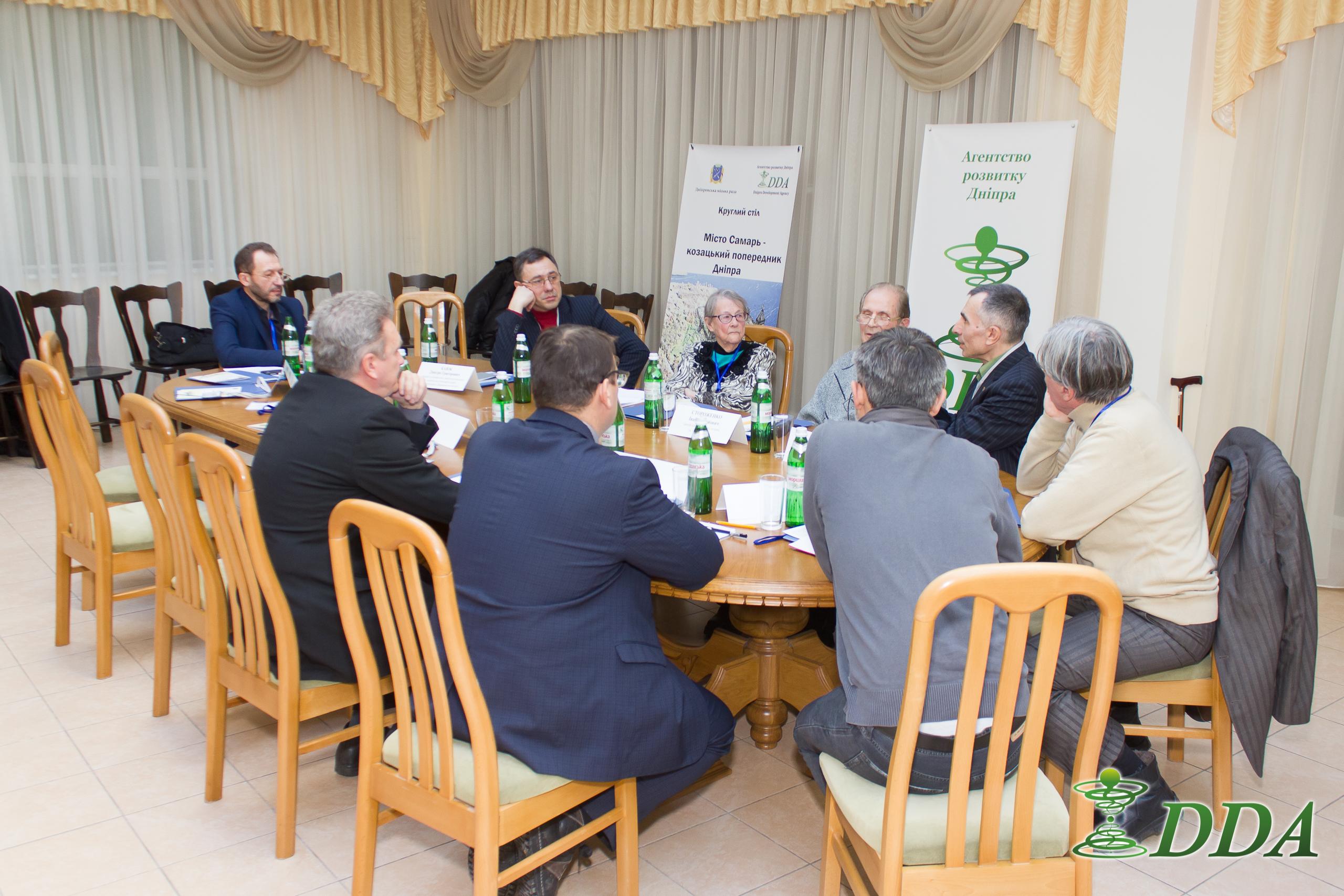 На території Дніпра відбудують козацьке місто Самарь