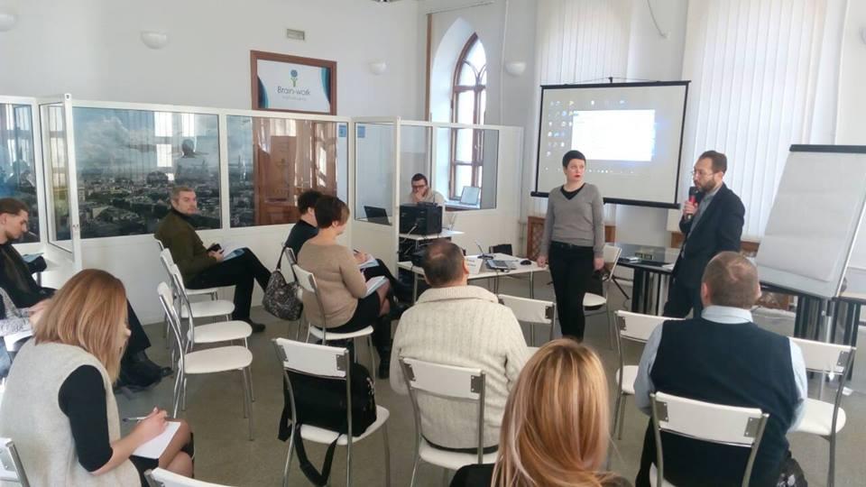 Агентство розвитку Дніпра провело перший із трьох тренінгів з управління проектами.