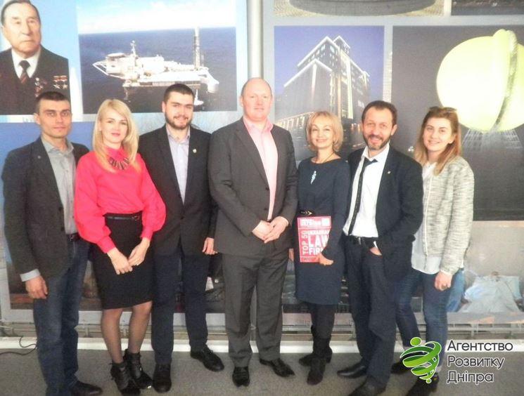 Економічний потенціал міста буде презентовано для міжнародної аудиторії на сторінках англомовного журналу «BUSINESS DNIPRO»