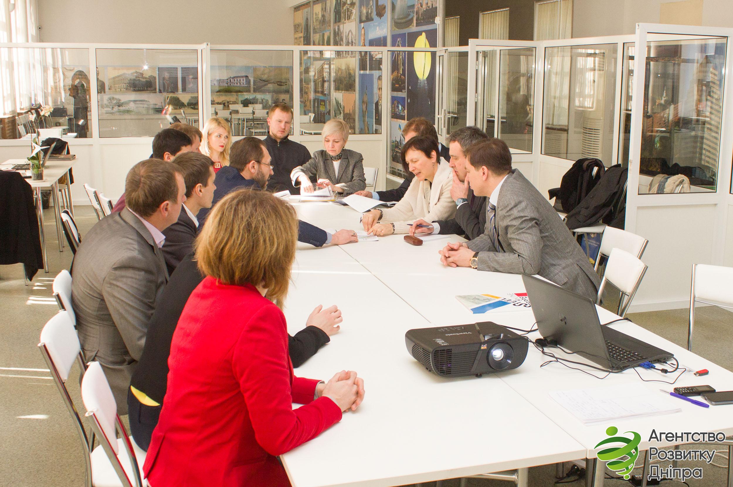 Зустріч з Надзвичайним і Повноважним послом Бельгії в Україні