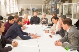 Під час зустрічі з Надзвичайним і Повноважним послом Бельгії в Україні Люком Якобсом