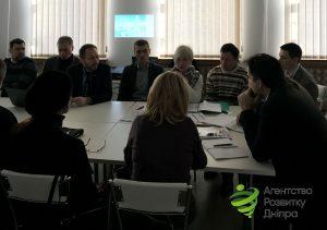 Під час зустрічі з групою інвесторів з Асоціації альтернативних та відновлюваних ресурсів зі Словаччини (Братислава)