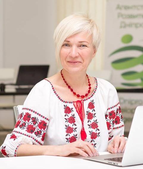 Олена Іваницька
