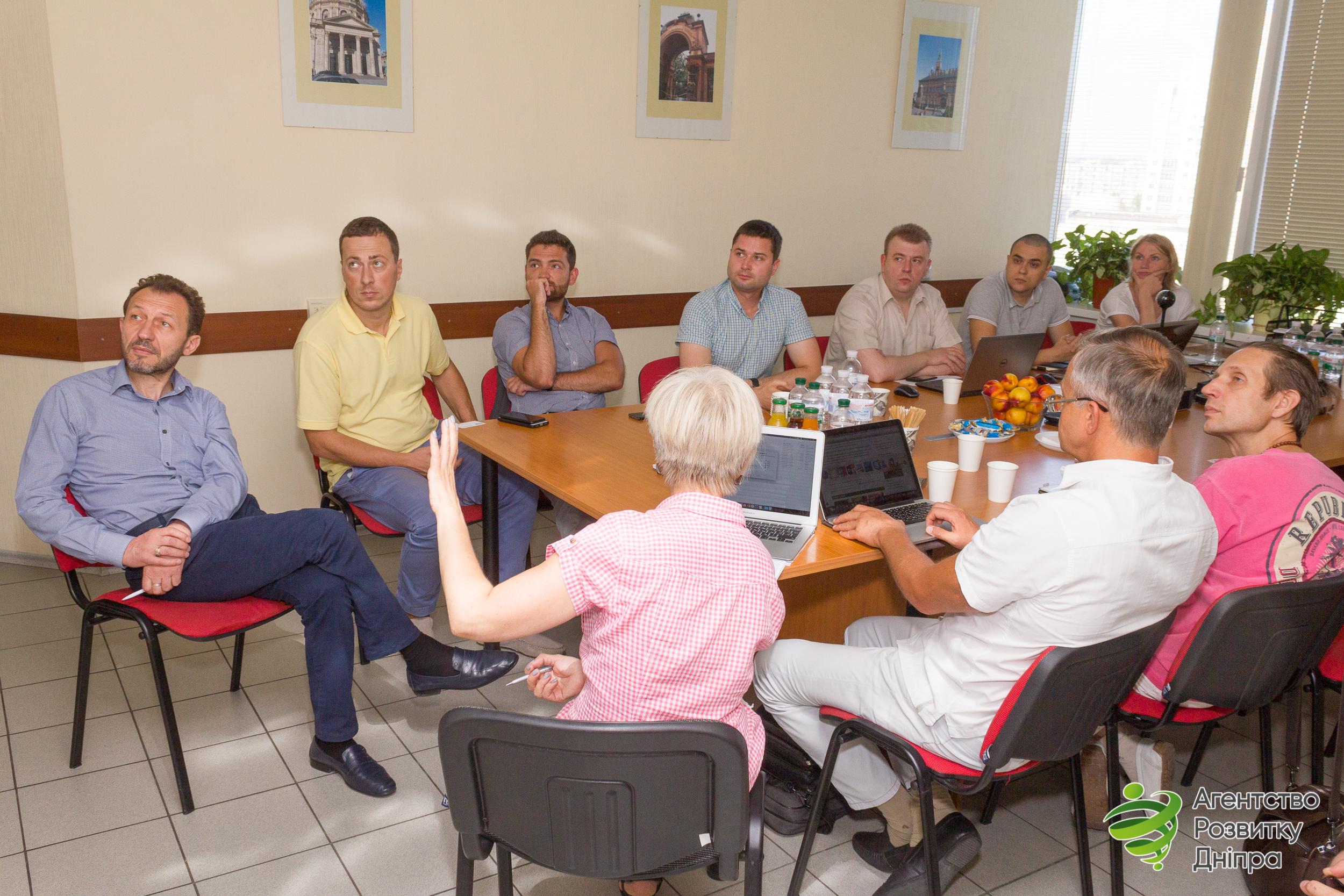 «Агентство розвитку Дніпра» та IТ Dnipro Community окреслили напрямки співпраці