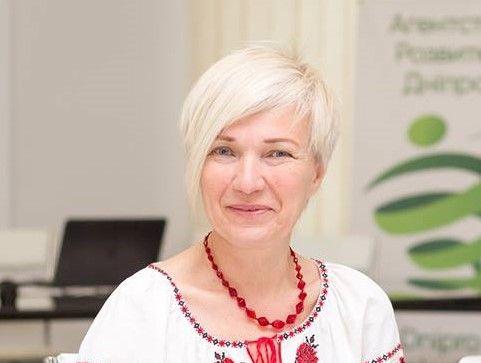 Олена Іваницька, менеджер проекту «Індустріальний парк»: стратегія, концепція VS facebook-консалтинг