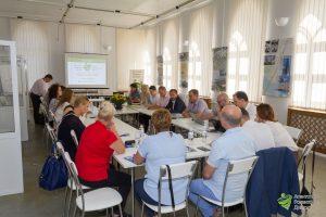 Досвід «Агентства розвитку Дніпра» цікавить муніципалітети українських міст