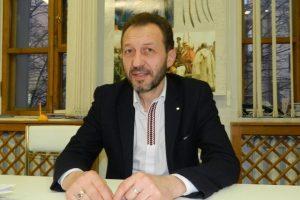 Володимир Панченко: «Пишатися – Дніпром, любити – Україну!»