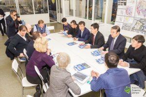 Наповнення індустріального парку на Слобожанському проспекті стало предметом перемовин «Агентства розвитку Дніпра» та делегації бізнес-кіл з Китаю