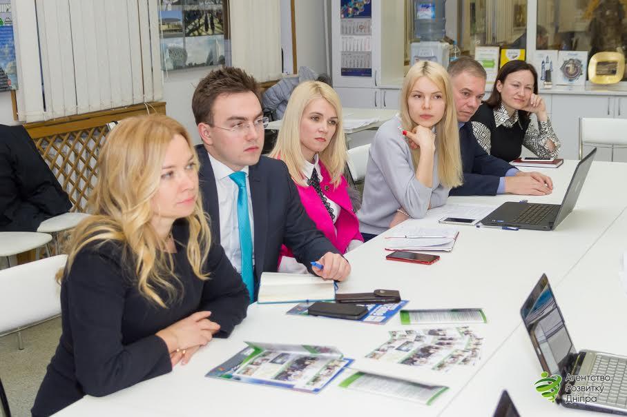 UkraineInvest та «Агентство розвитку Дніпра» окреслили плани подальшої співпраці