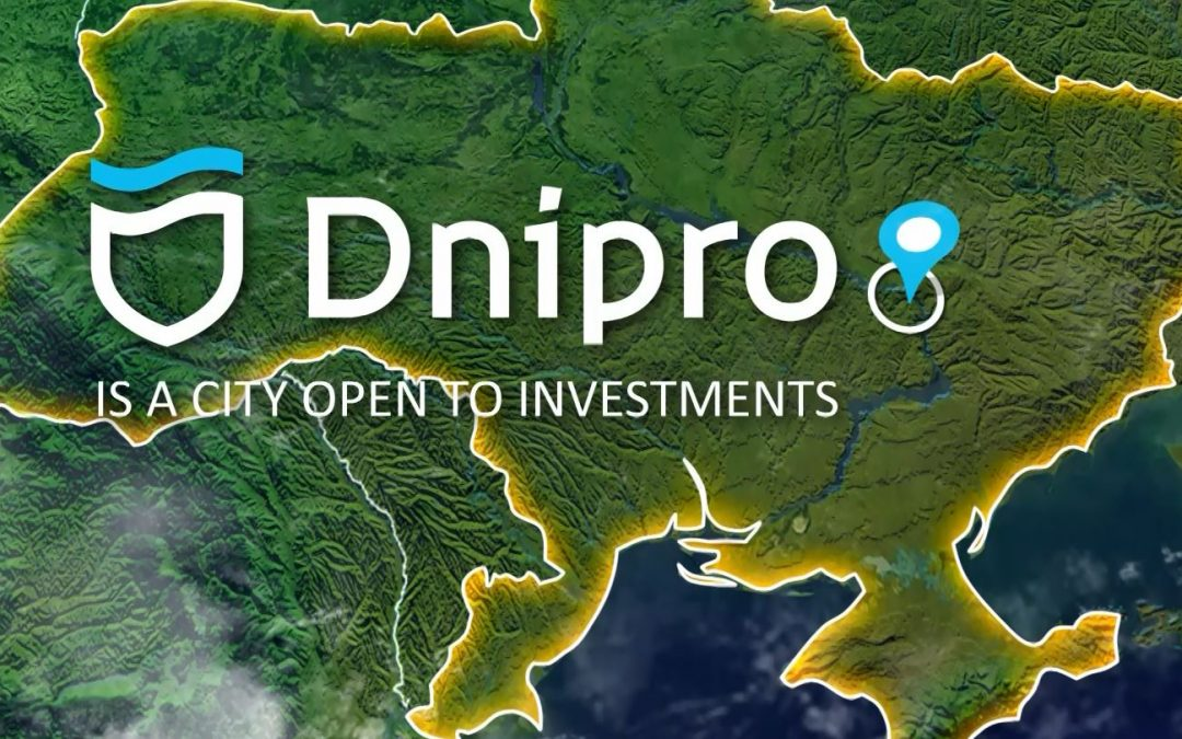 Dnipro is a city open to investments