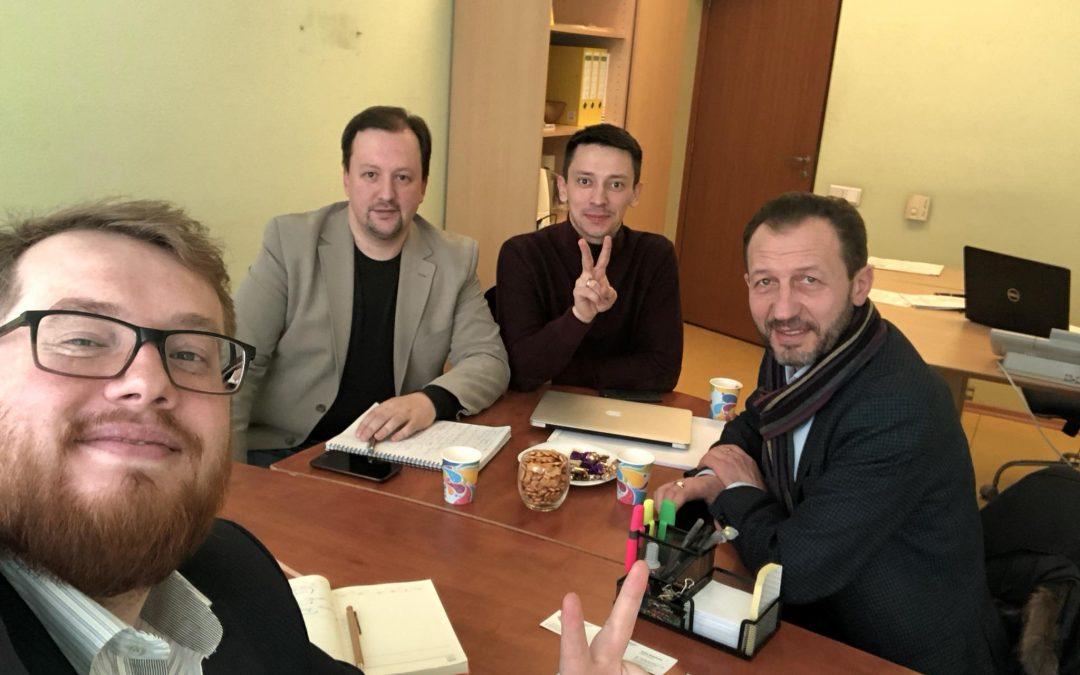 Олександр Озеран: «Агентство розвитку Дніпра – зараз фактично флагман регіону для всіх інноваційних речей»