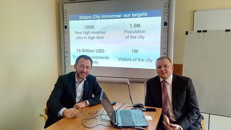 Дніпро та Люблін: триває обмін досвідом у запровадженні стратегій розвитку міст