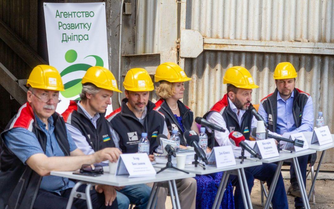 До розробки стратегії розвитку міста Дніпро долучиться всесвітньо відомий фахівець з ревіталізації індустріальних зон Ден Кінкейд