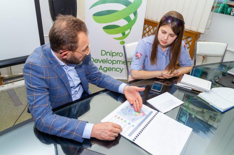 «INNOVATION FORPOST»: як Дніпро стане центром індустрії та технологій