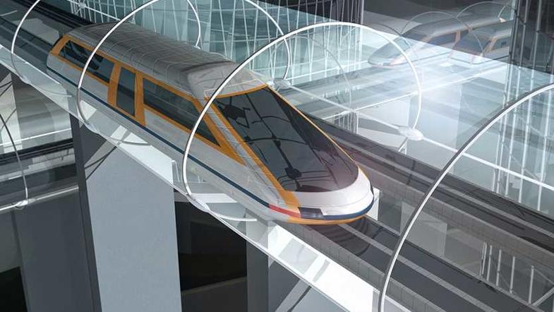 «Україні потрібна своя Кремнієва долина». Як в Дніпрі просувається будівництво Hyperloop?