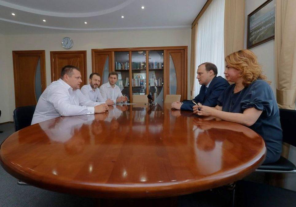 Додаткова земельна ділянка та пошук потенційних інвесторів: Борис Філатов розповів, як Дніпро створюватиме власний Індустріальний парк