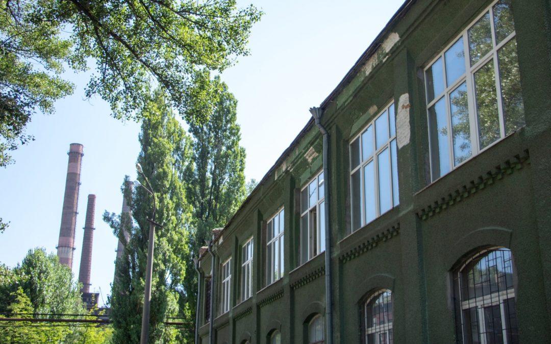 «INNOVATION FORPOST»: в «Агентстві розвитку Дніпра» розповіли про майданчики для майбутнього індустріального парку