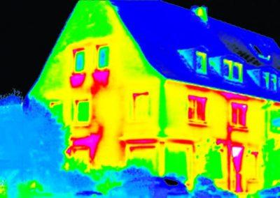 Термомодернізація будинків