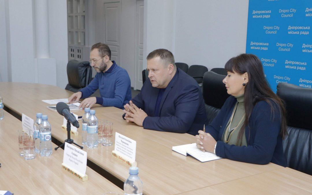 Борис Філатов та посол Республіки Корея обговорили можливість консультаційної допомоги у створенні індустріального парку у Дніпрі