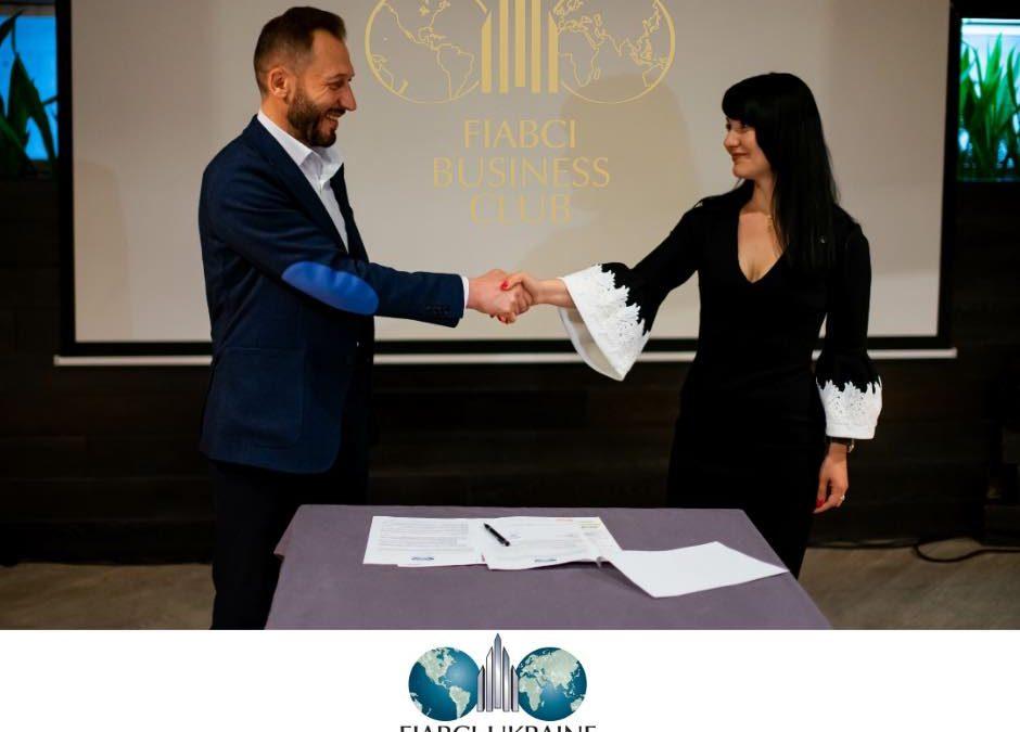 «Агентство розвитку Дніпра» – новий корпоративний мембер FIABCI-Ukraine