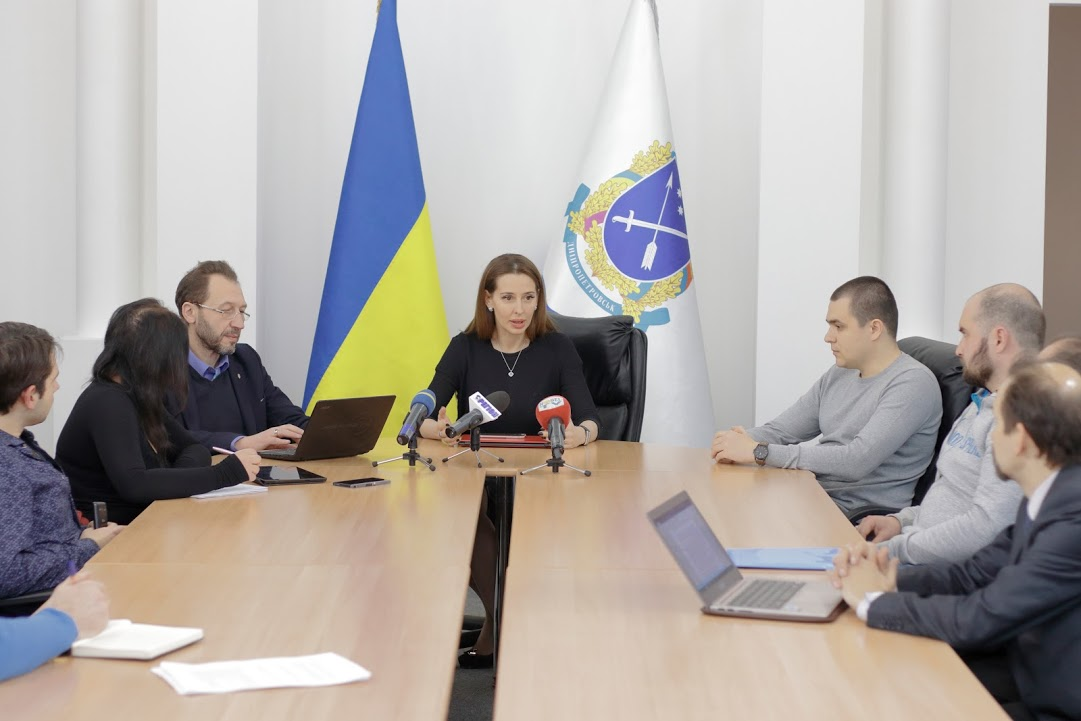 У мерії Дніпра підбили підсумки року електронних інновацій і вирішили проголосити 2017-й роком ІТ