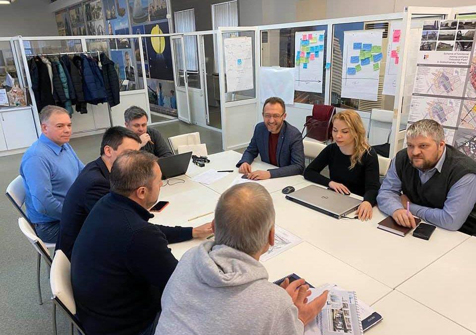 Донбас зацікавлений у досвіді впровадження інвестиційних проектів «Агентства розвитку Дніпра»